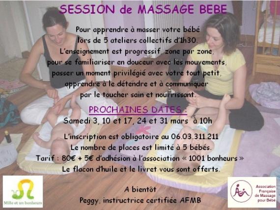 session massage