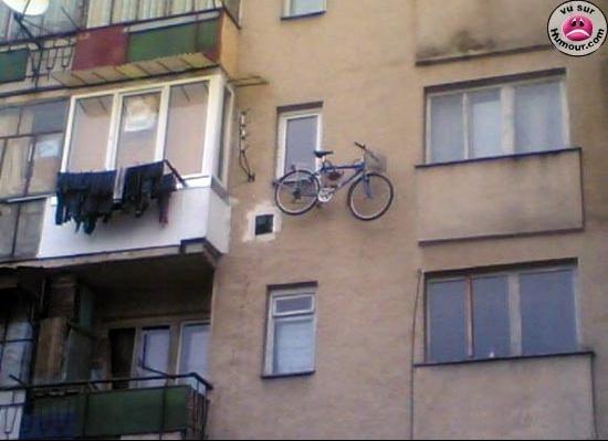 vélo anti vol