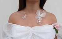 mariee-collier papillon-mariage-bijoux mariages-papillon mariage-mariée romantique-collier mariée pa