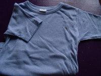 tee-shirt bleu ourson