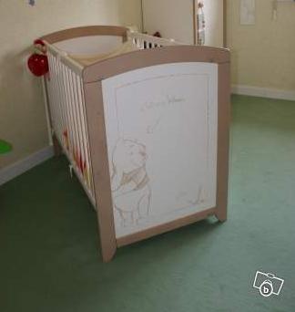 Dcoration Chambre Bb Winnie L Ourson. Sticker Mural Enfants ...