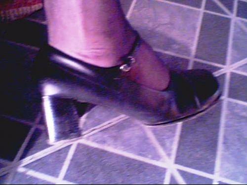 mes souliers 3 pouces