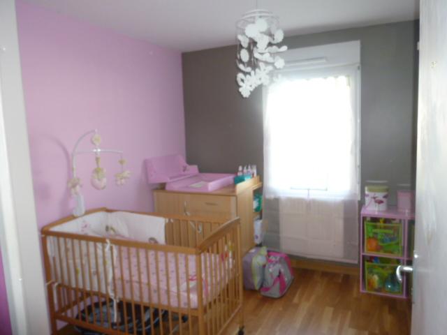Chambre de ma puce rose et taupe enfin terminée ! - Chambre de bébé ...