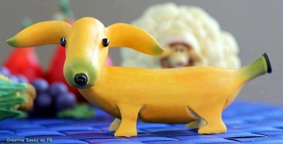 ta la banane ou du chien mdr!