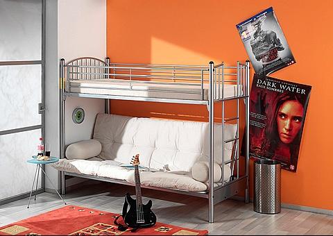 Avez Vous Un Lit Mezzanine Avec Clic Clac En Dessous Mamans Et - Lit mezzanine clic clac