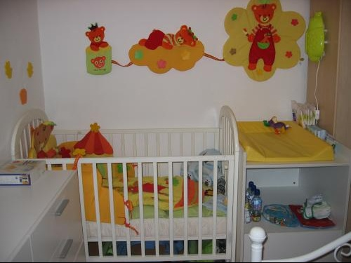 Emejing bebe chambre des parents contemporary - Amenager un coin bebe dans chambre des parents ...
