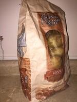 0.60 euro le 10 lb de patates