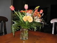 2007 J. me dit qu'il n'achèterait jamais de fleurs à une femme