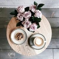 fleurs&café