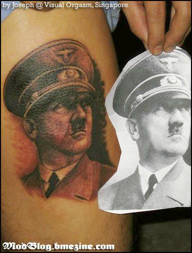 Tattoo Croix Gammee Tatouage