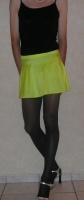 ma jupe jaune
