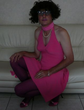 j'aime porter cette robe