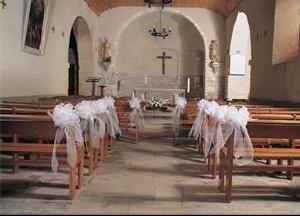 Comment Decorez Vous L Eglise Mariage Forum Vie Pratique