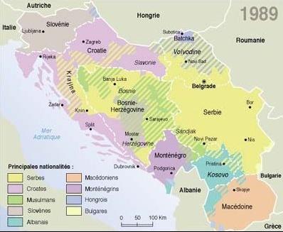 ex-yougoslavie