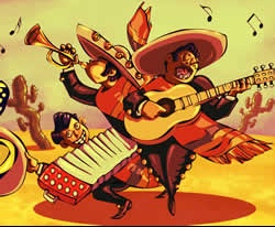 fete-mexicaine-musiciens
