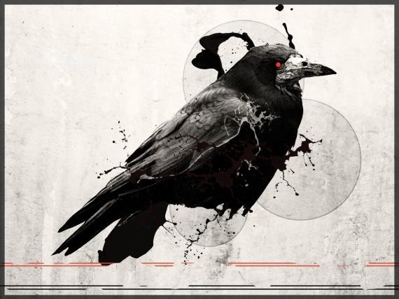 Crow par Utopie