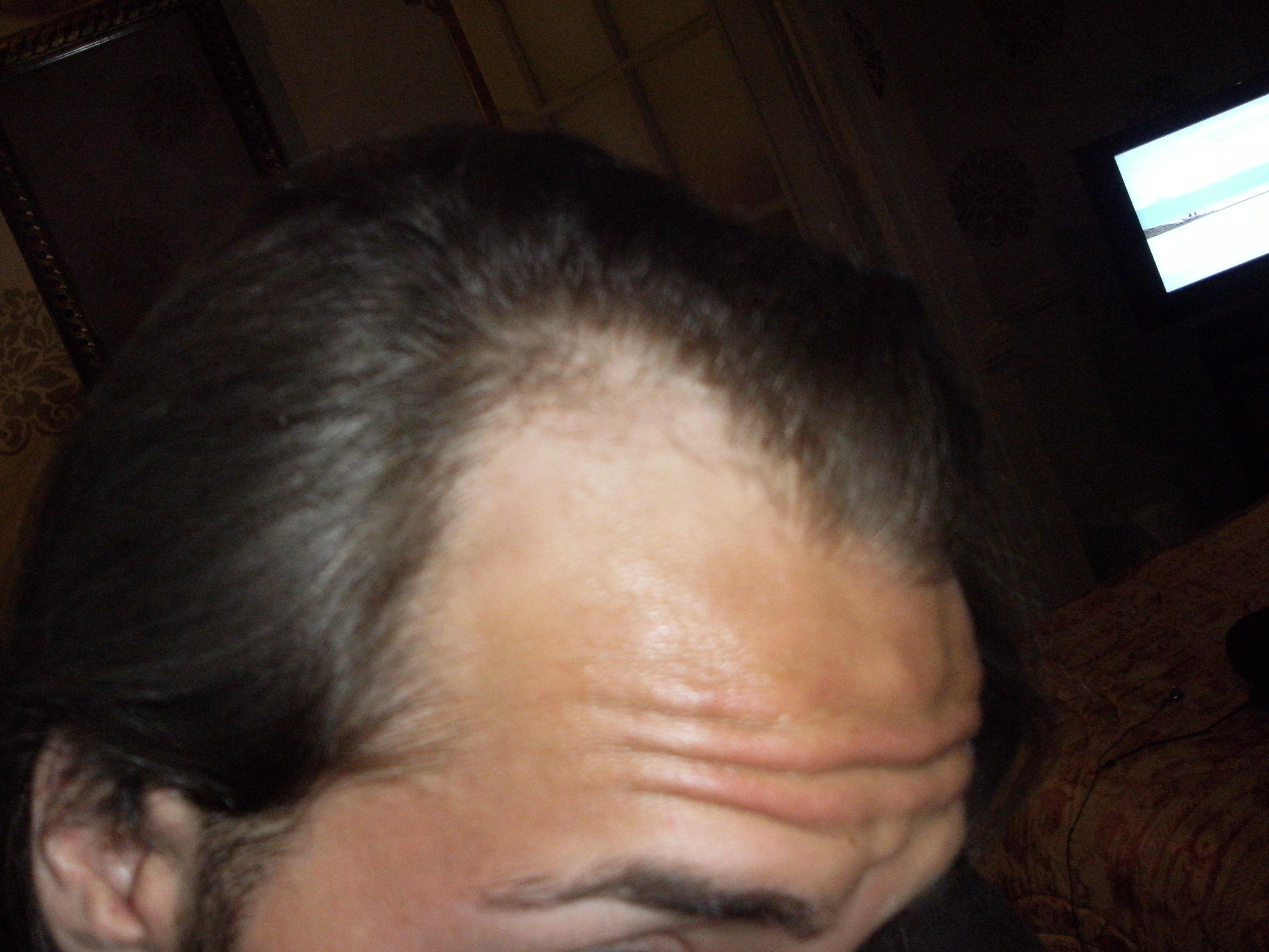 Cheveux long homme forum
