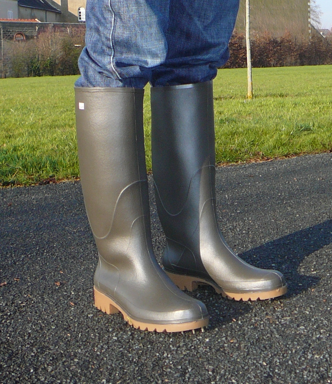 nouveau produit 64466 2bb4f paire de bottes - paire de bottes en caoutchouc - Doctissimo