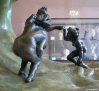 Camille Claudel la-vague