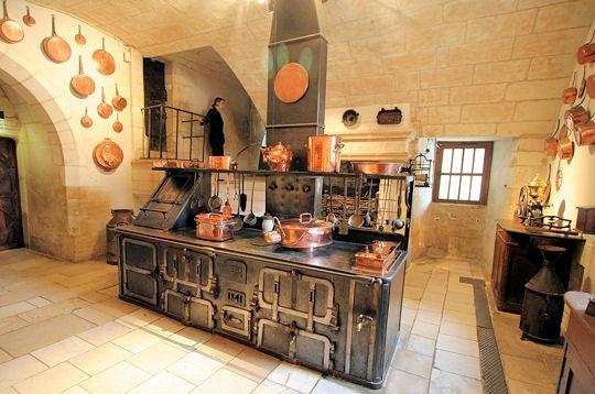Ch teau de chenonceau les cuisines ch teaux du val de loire jeanlouys photos club doctissimo for Voir les cuisines