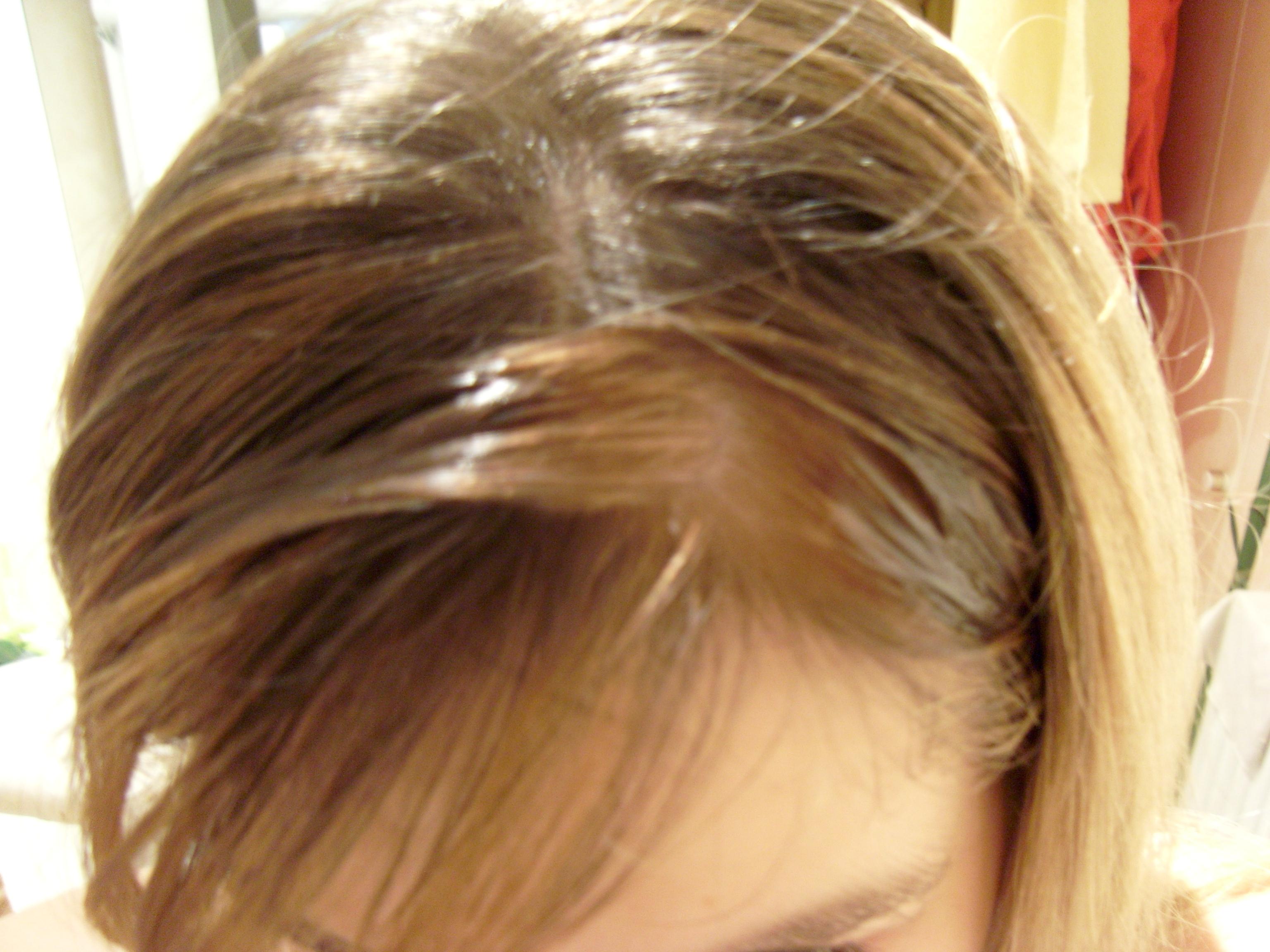 Meche blonde oxydant 30