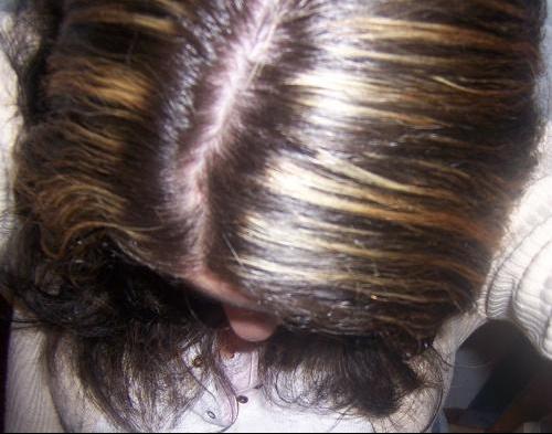 Quelle couleur pour eclaircir cheveux noirs