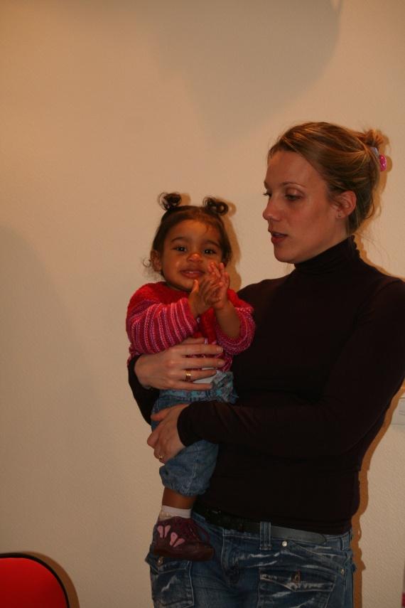Sabine et Anaelle