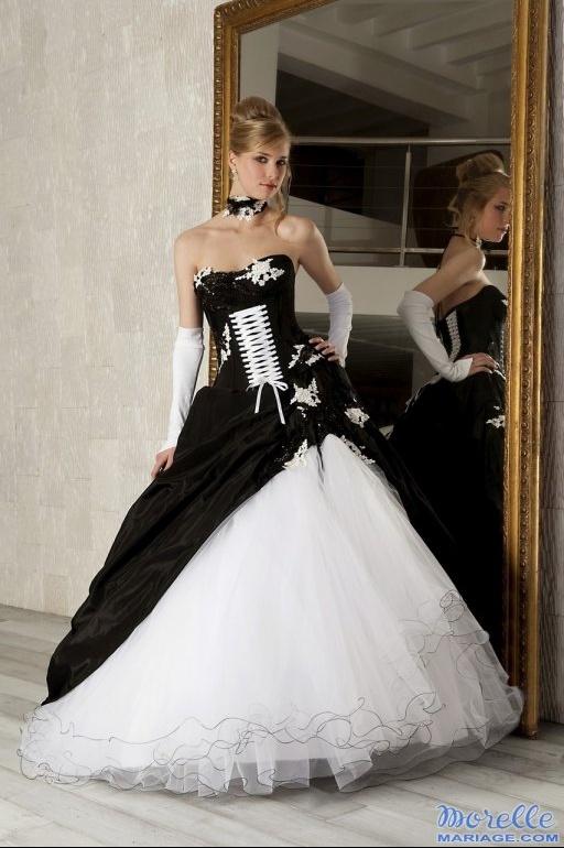BLACKY, Robe de Mariée Dany pour Alain - Robes de mariée - Elwyng ...