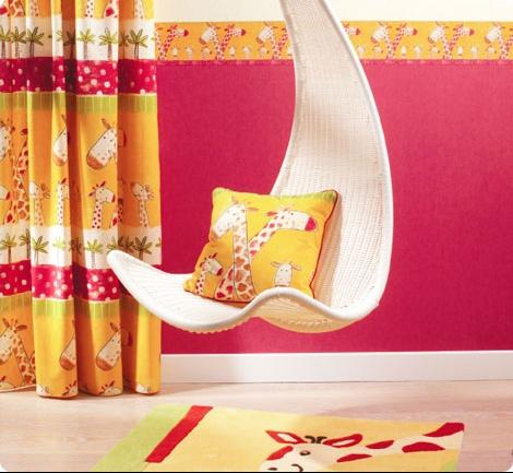 Chambre-Girafe