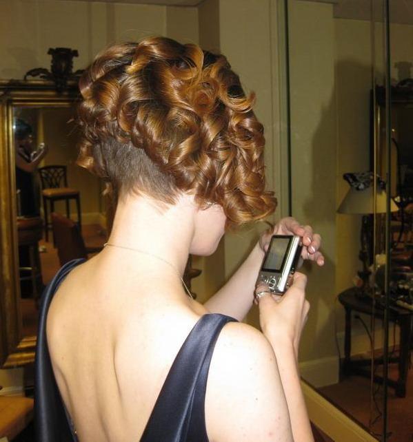 Carre Plongeant Et Cheveux Frises Coiffure Et Coloration Forum