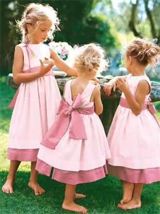 Robe pour les filles valse 3