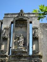 Ruines château de Nantouillet