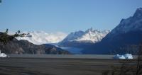 Torres del Paine, le glacier Grey