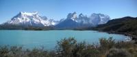 Torres del Paine, le Paine Grande et les Cuernos