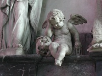 Amiens - L'ange pleureur, de Nicolas Blasset