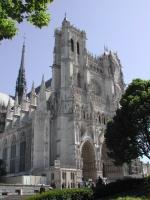 Amiens - La cathédrale