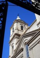 Buenos Aires - San Telmo, Basilique Santo Domingo