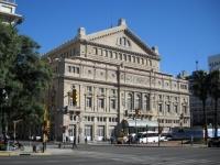 Buenos Aires - Le Teatro Colon