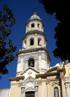 Buenos Aires - San Telmo, Eglise Nuestra Señora de Belén