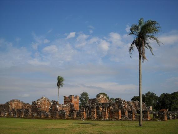 Ruines de Trinidad