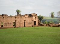 Ruines de Jesus de Tavarangue