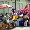 Asuncion - Célébration du bicentenaire de l'Indépendance
