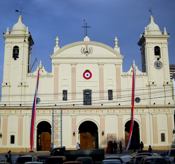 Asuncion - La cathédrale