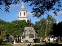 Corrientes - Plaza 25 de Mayo