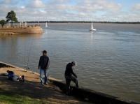 Corrientes - La costanera et le Parana