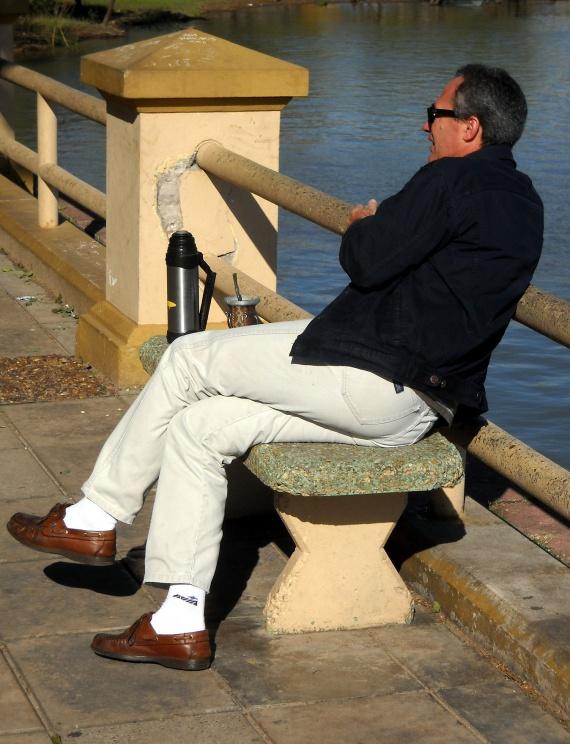 Corrientes - Tomando el maté