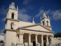 Corrientes - La cathédrale