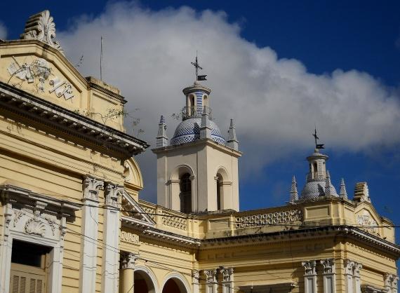 Corrientes - Architecture néocoloniale
