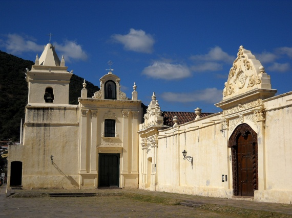 Salta - Couvent San Bernardo