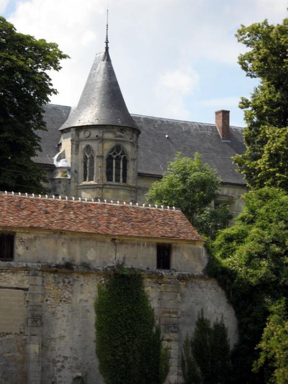 Nantouillet - Le château